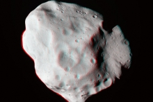 Астероид Лютеция Фото: ESA